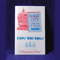 Cups and Balls Book #3