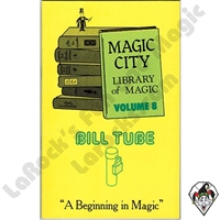 Magic | COIN MAGIC | COIN MAGIC PAGE 1 | Bill Tube Book