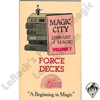 Magic | Magic Books | Force Deck Book #7