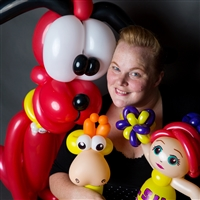 Picture This, A Full Day Balloon Art Workshop
