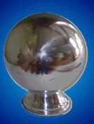 Magic | Ball Magic | Vernet Balls | Zombie Ball Morrissey | Large Silver