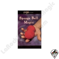 Magic | Sponge Effects | Sponge Balls | Media For Sponge Balls | Sponge Ball Magic Book