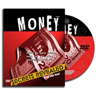 DVD Money Magic Secrets