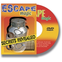 DVD Escape Secrets