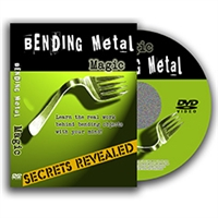 DVD Bending Metal Secrets