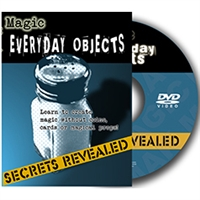 DVD Everyday Object Secrets