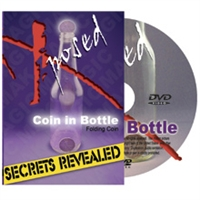 DVD Coin In The Bottle Secrets