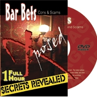 DVD Bar Bets & Scams Secrets