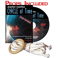 DVD Master Routine Circle of Time w/ Ring & Rope