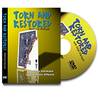 DVD Torn & Restored By Matthew Hampel