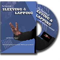DVD Sleeving & Lapping By Matthew Hampel