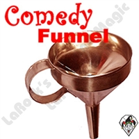 Comedy Funnel Chrome Plated