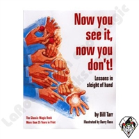 Magic | Magic Books | Now You See It Now You Don't by Bill Tarr
