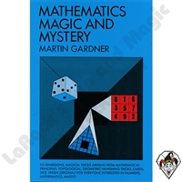 Magic | Magic Books | Mathematics Magic and Mystery by Martin Gardner