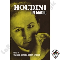 Magic | Magic Books | Houdini on Magic by Harry Houdini