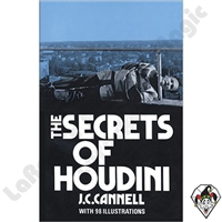 Magic | Magic Books | Secrets of Houdini