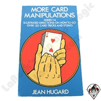 Magic | Magic Books | More Card Manipulations (Series 1-4) by Jean Hugard