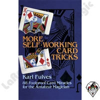 Magic | Magic Books | More Self-Working Card Tricks by Karl Fulves