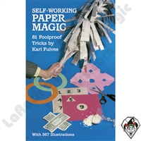 Magic | Magic Books | Self-Working Paper Magic