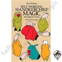Magic | Magic Books | Self-Working Handkerchief Magic