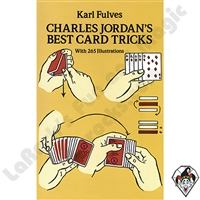 Magic | Magic Books | Charles Jordan's Best Card Tricks by Karl Fulves