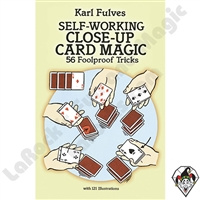 Magic | Magic Books | Self-Working Close-Up Card Magic