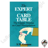 Magic | Magic Books | The Expert at the Card Table by S.W. Erdnase
