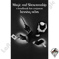 Magic | Magic Books | Magic and Showmanship by Henning Nelms