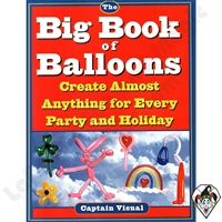 Books & Videos | Books | Big Book of Balloons