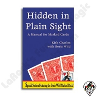 Magic | CARD MAGIC | Hidden in Plain Sight Book