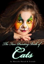 Face-Painting | Makeup Books | Face Painting Book of Cats