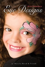 Face-Painting | Makeup Books | Face Painting Book of Eye Designs