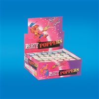 Jokes & Novelties | Jokes | Champagne Party Poppers