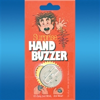 Jokes & Novelties | Jokes | Hand Buzzer
