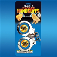 Magic | Escapes | Magic Handcuffs