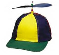 Clowning | Apparel | Hats | Adult Propeller Cap