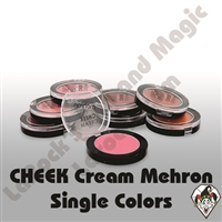 Mehron Cheek Cream Single Colors (aka Blushtone)