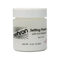 UltraFine Setting Powder .6 oz by Mehron