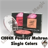 Mehron Cheek Powder Single Colors