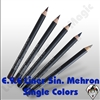 E.Y.E Liner Black Pencil Mehron 5 inch