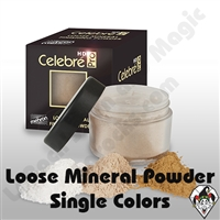 Celebre Loose Mineral Finsh Powder by Mehron