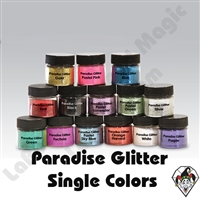 Paradise Glitter Single Colors