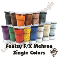 Face-Painting | Mehron Face Paint | Brushes | Fantasy F/X Makeup | White