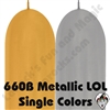 660B Link-O-Loon Metallic Single Color Balloons Betallatex