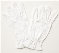 Clowning | Apparel | Gloves | Cotton Gloves No Snap | Large