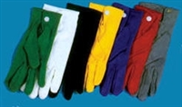Nylon Gloves Deluxe With Snap