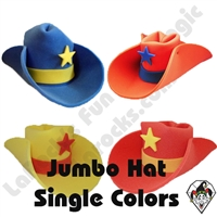 Jumbo 30 Gallon Cowboy Hats