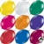 6 Inch Quick Link Jewel Single Color Balloons Qualatex 50ct