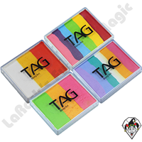 TAG Regular Split Cake 50g Face & Body Art Paints