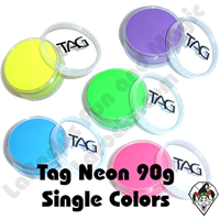 TAG Neon 90 Gram Face & Body Art Paints